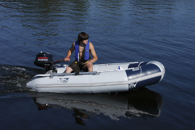 Nissan Inflatables Boats